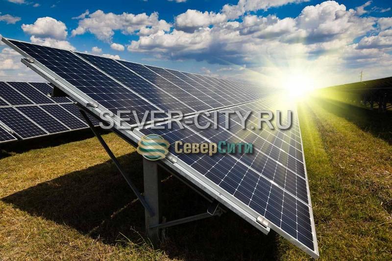 Новая электро подстанция в Астрахани